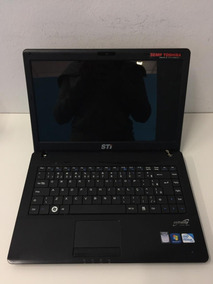 Notebook Sti Dual Core Ghz 2.13 Mem 4 Gb Garantia Hd 320 Gb