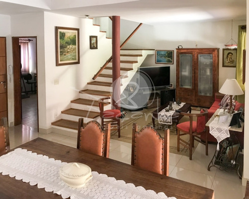 Imagem 1 de 29 de Casa Para Venda No Jardim Chapadão Em Campinas - Imobiliária Em Campinas - Ca00567 - 32875257