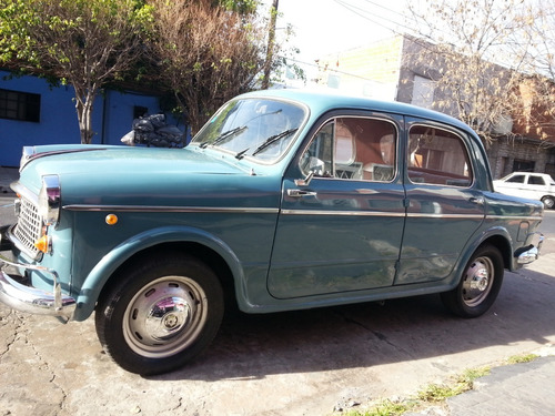 Fiat 1100 Año 1963