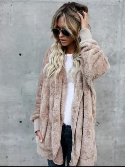 Suéter Chamarra Polar Para Dama