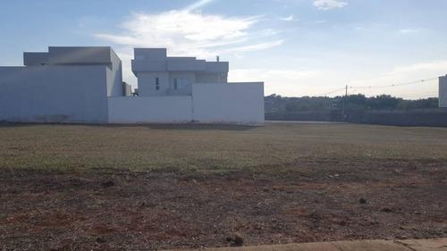 Imagem 1 de 11 de Venda - Terreno Em Condomínio - Phillipson Park Residencial - Americana - Sp - Ea654386