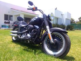Harley Davidson Fat Boy 2015 Seminueva Nacional