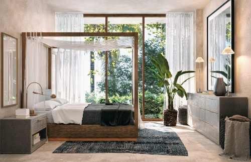 Lujosa Residencia En Condominio En Medio De La Selva Tulum P2827