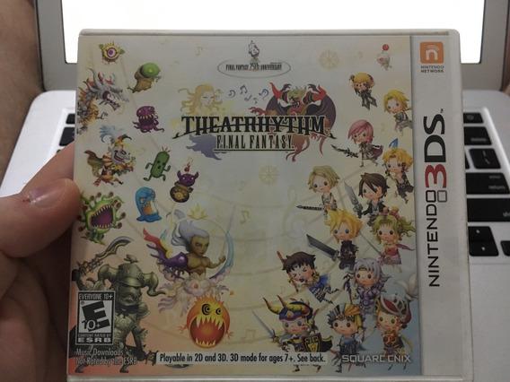 Jogo Final Fantasy Theatrhytm