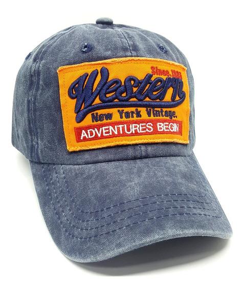 Gorra Trucker Custom Regulable Jean Vintage