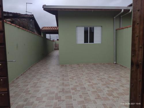 Imagem 1 de 12 de Casa Na Praia, Com Churrasqueira E Piscina, Use Seu Fgts .