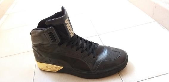 Zapatos Tipo Botas Marca Puma Originales!