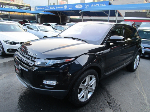 Land Rover Evoque Pure Plus 2013