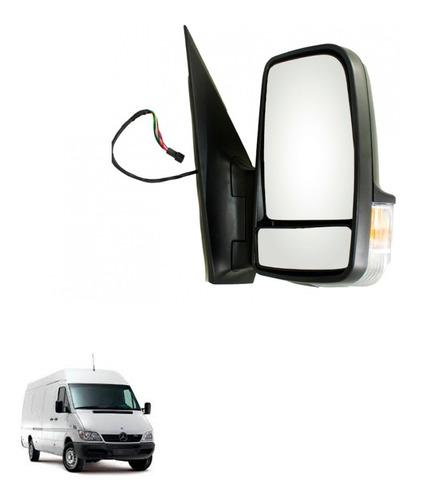 Espejo Lateral Derecho Corto Mercedes Benz Sprinter