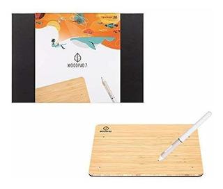 Viewsonic New Woodpad - Tableta De Dibujo (7 Pulgadas, 4096,
