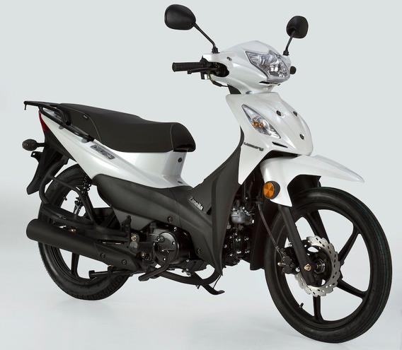Zanella Due Luxury 110cc 0km - Envios A Todo El Pais.