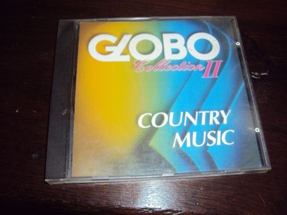 Cd Globo Collection 2 Country Music