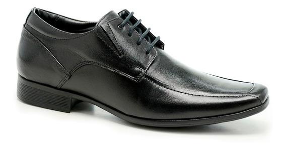 Sapato Masculino Preto Ferricelli Conforto Wave Memory 47400