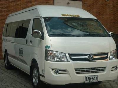 Alquiler De Vans Para Turismo,y Toda Clase De Eventos