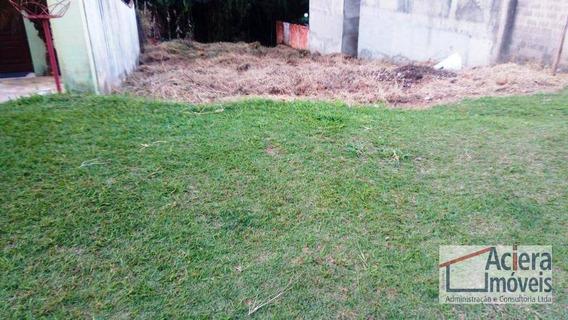 Terreno À Venda, 300 M² Por R$ 260.000,00 - Nova Paulista - Jandira/sp - Te1272