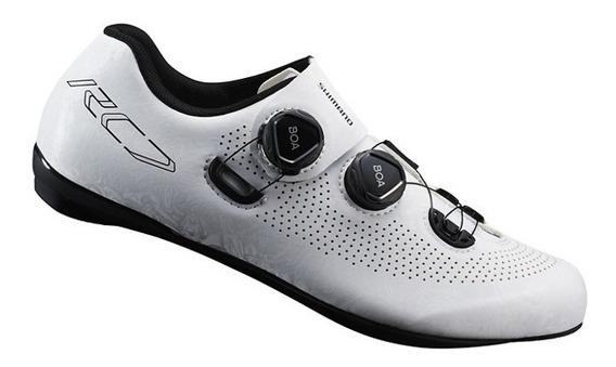 Zapatillas Ciclismo Bicicleta Shimano Ruta Sh-rc701 - Racer