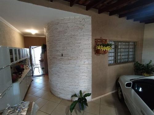Imagem 1 de 30 de Casa Com 3 Dormitórios À Venda, 85 M² Por R$ 360.000,00 - Parque Residencial Klavin - Nova Odessa/sp - Ca1428