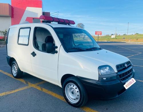 Fiat Doblo Cargo Ambulância  Cargo Ambulância