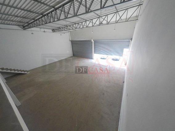 Galpão Comercial Em Calmon Viana, Poá/sp. 353 M2 - Ga0034
