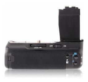 Grip Bateria Canon T5i T4i T3i T2i Bg-e8 + Fonte Ack-e8