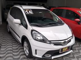 Honda Fit 2014 Automático Twist 1.5 Completo