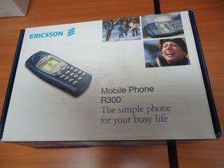 Telefono Celular Ericsson R300 De Coleccion