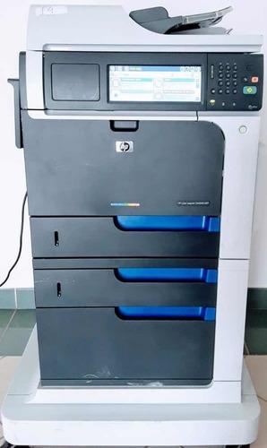 Lote Impressora Hp Laser Colorida Cm4540