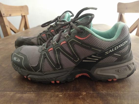 Zapatillas Salomon Mujer Trail Running T40