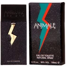 Perfume Animale For Men 100ml De 279,00 Por 199,00