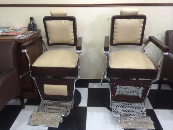 Cadeiras De Barbeiro Antigas