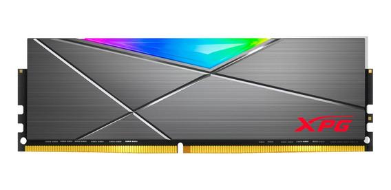Memoria Ram 8gb Xpg Spectrix D50 Gamer Ddr4 3200mhz Cuotas