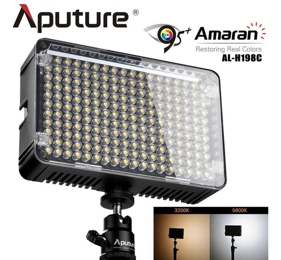 Iluminador Led Aputure Amaran Al-h198c