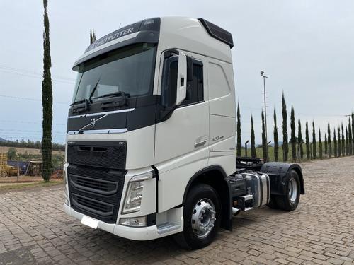 Volvo Fh 420 4x2 2019 Globetrotter I-shift Toco Seminovo