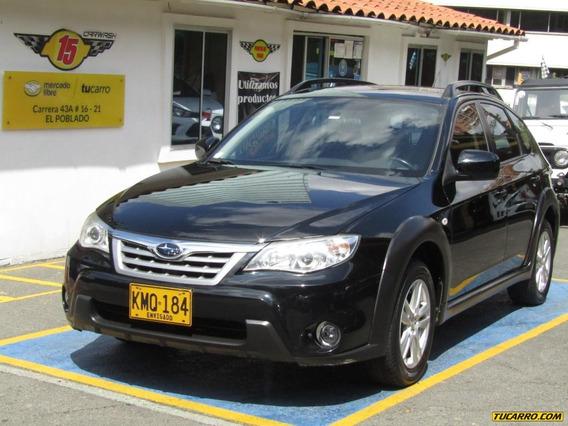 Subaru Impreza Xv Tp 2000 4x4