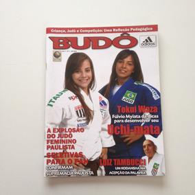 Revista Budô Luiz Tambucci Camila Minakawa Nathália N°01