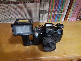 Camera Euromax Motordrive Analógica