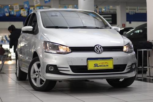 Imagem 1 de 15 de Volkswagen Fox 1.6 Msi Comfortline 8v 2017
