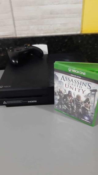 Xbox One, 1 Controle E 1 Jogo
