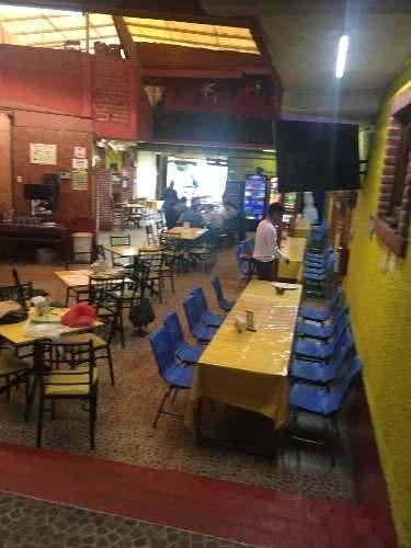 Restaurante En Venta Sobre Carretera Picacho Ajusco