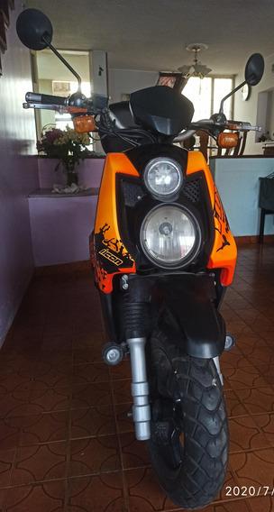 Scooter Yamaha 125