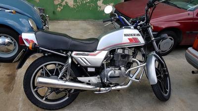 Honda Cb 400 - 1983 ** Placa Preta 2019**