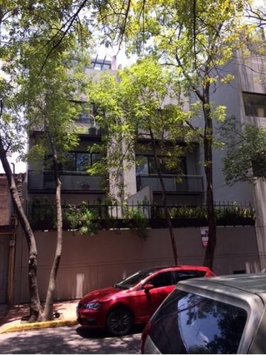 Casa En Renta San Miguel Chapultepec En General Juan Cano