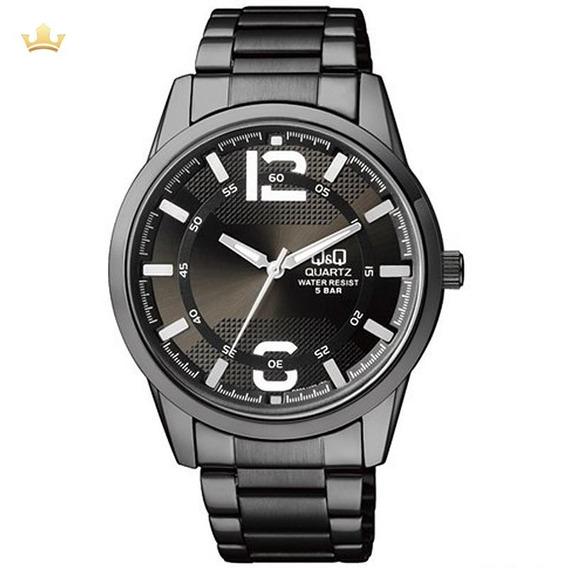 Relógio Q&q By Japan Masculino Q890j402y Com Nf