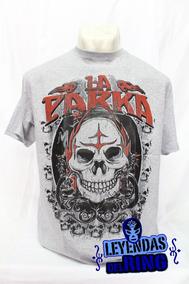 Camiseta Lucha Libre Parka