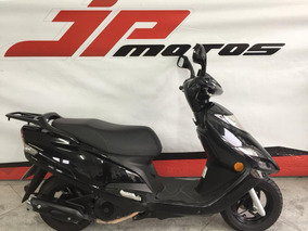 Suzuki Burgman 125i 2012 Preta