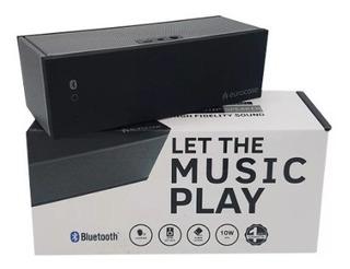 Parlante Portátil Bluetooth Eurocase 2.1 Eus-1115 Negro Env