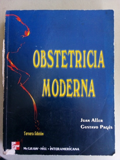 Libro: Obstetricia Moderna .