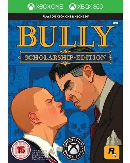 Jogo Bully Scholarship Edition Para Xbox One / Xbox 360