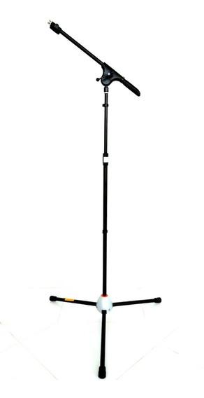 Pedestal Profissional Para Microfone Universal Pz Audio