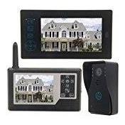 Sy 2.4g Inalámbrico Video Intercom Doorbell Audio Visual Tel